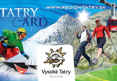 Enjoy special TATRY Card discounts!